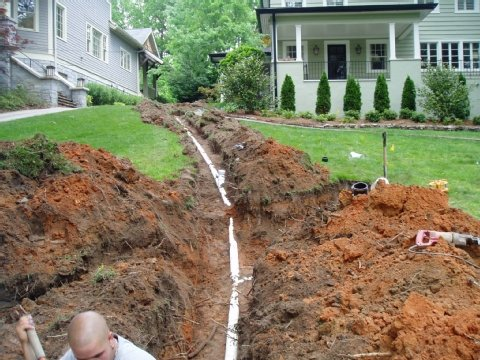 Pipe And Fitting Sewer Line Installation Amp Repair