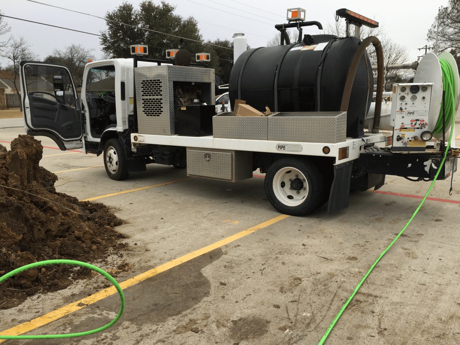 Sewer Line Repair & Installation Services in Fort Worth TX